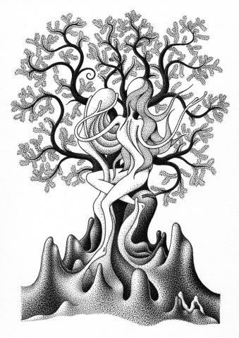 A ciprusfa tündére - logo.